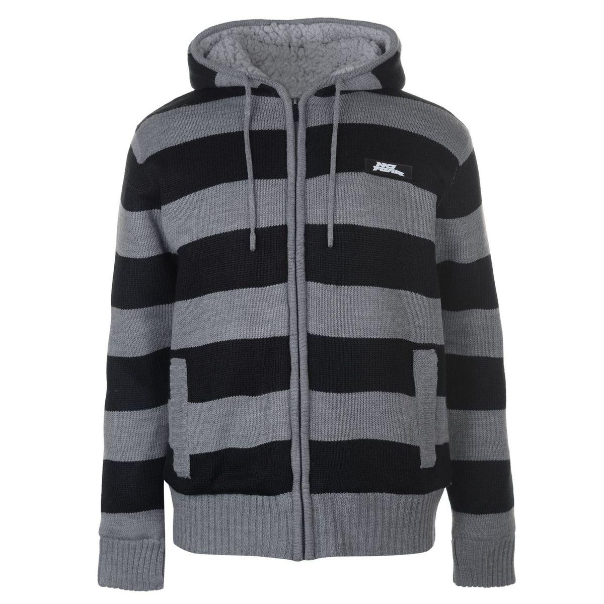 Sweatshirt polaire à capuche