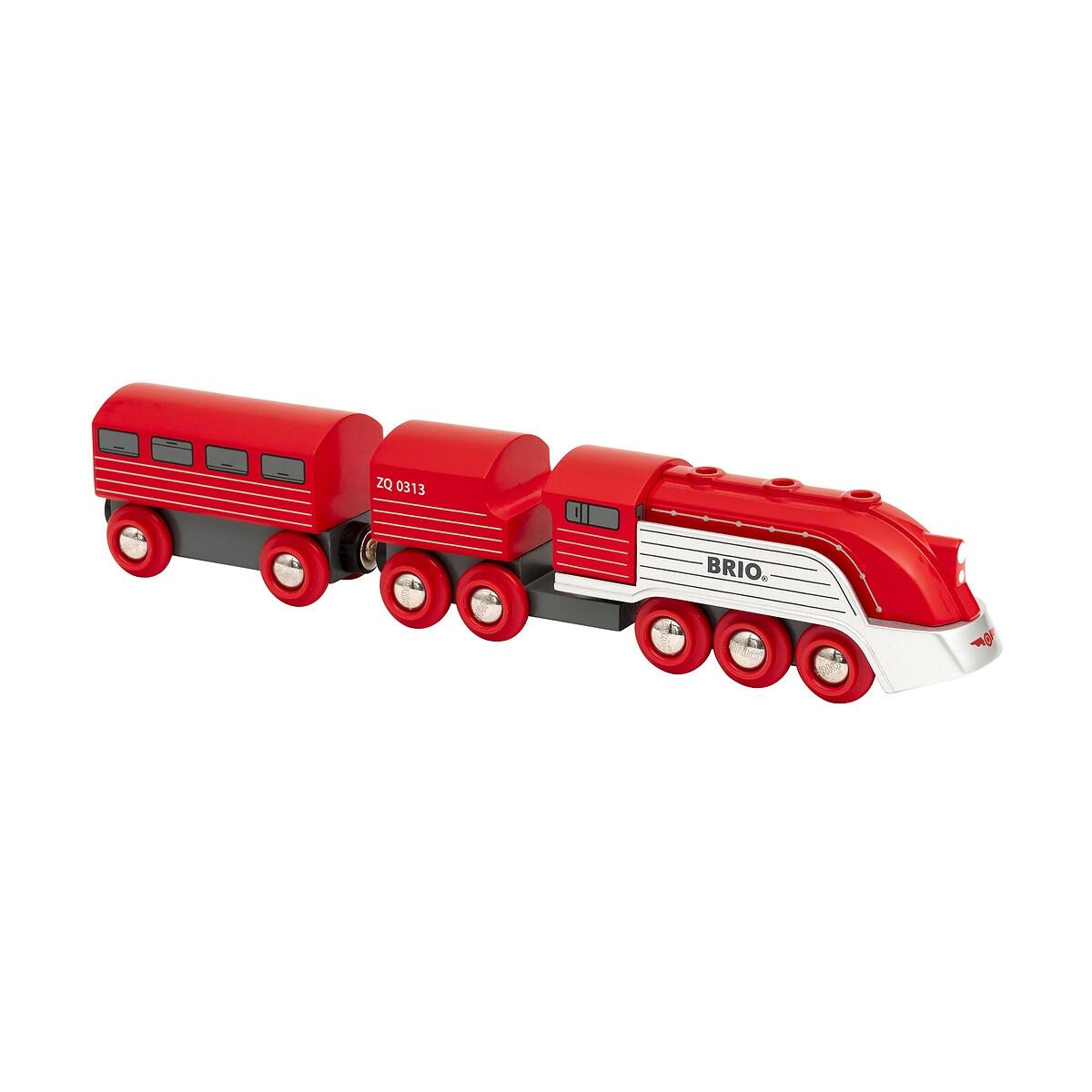 An image of Brio Streamline Train