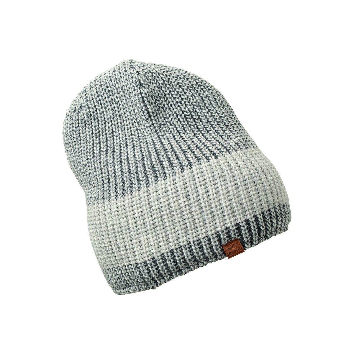 Bonnet tricoté urbain