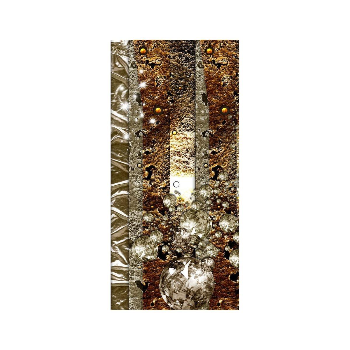 Papier-peint pour porte Photo wallpaper Golden Background I