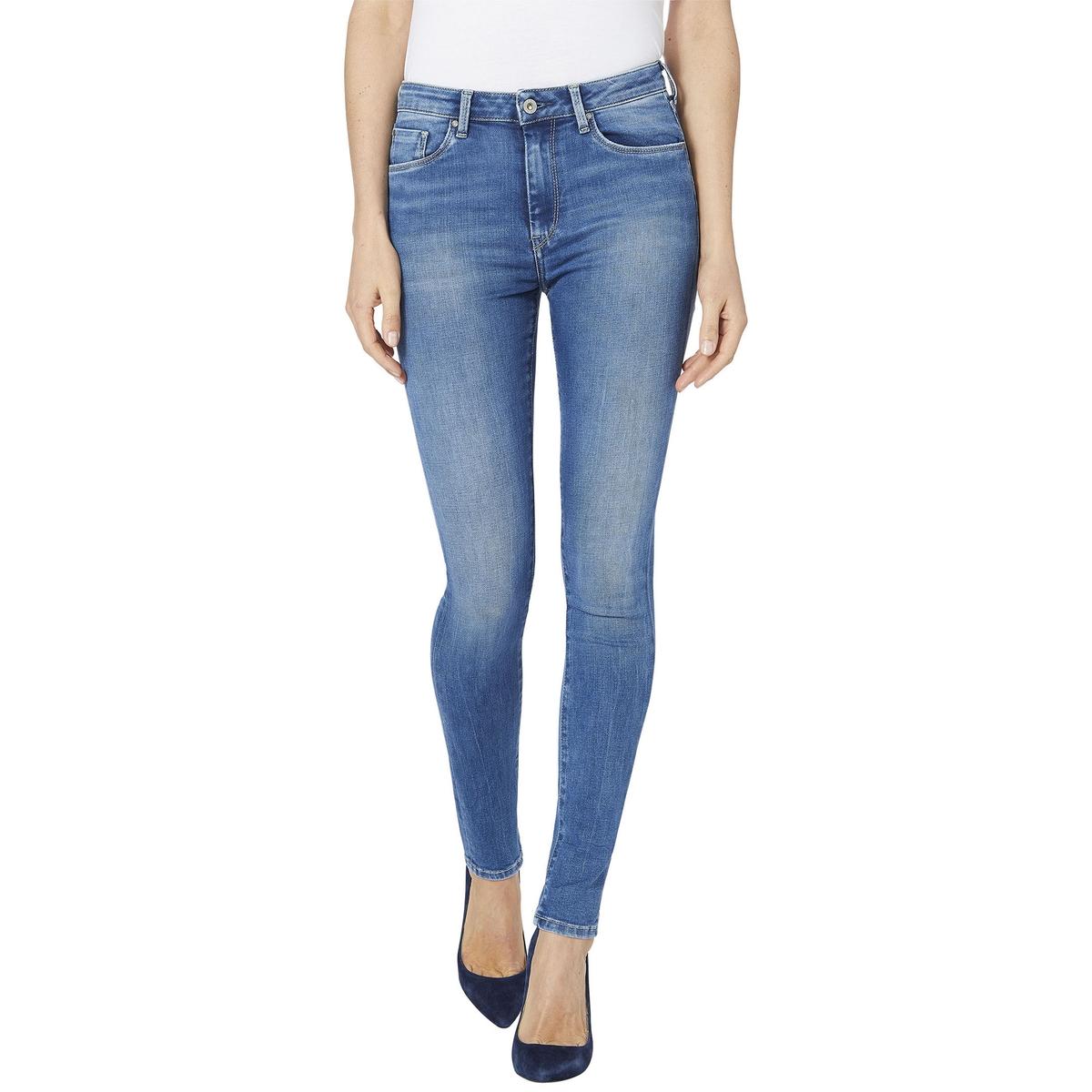 Imagen principal de producto de Vaqueros skinny talle alto REGENT - Pepe Jeans
