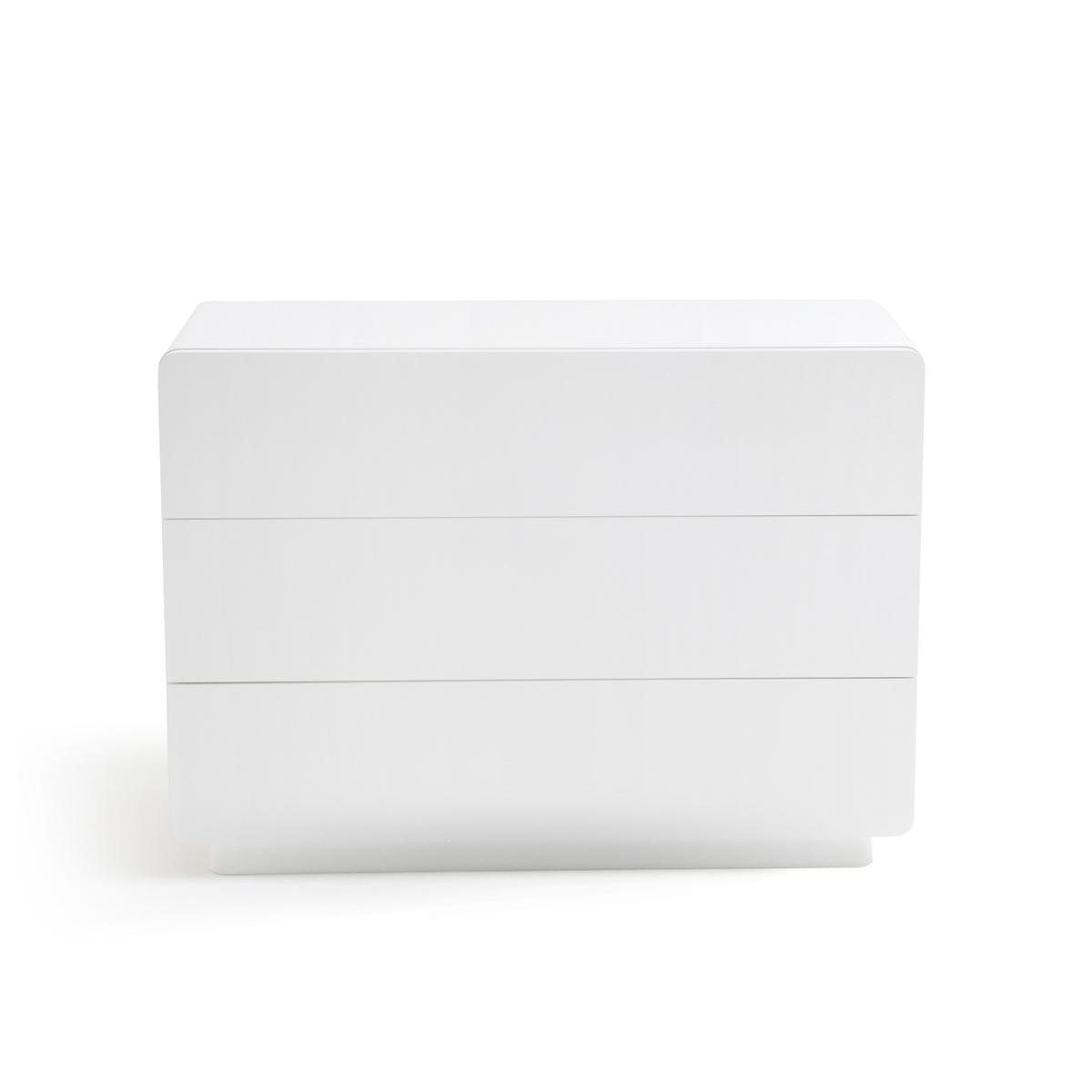 Комод La Redoute С ящиками NEWARK единый размер белый комод la redoute с ящиками trianon единый размер белый