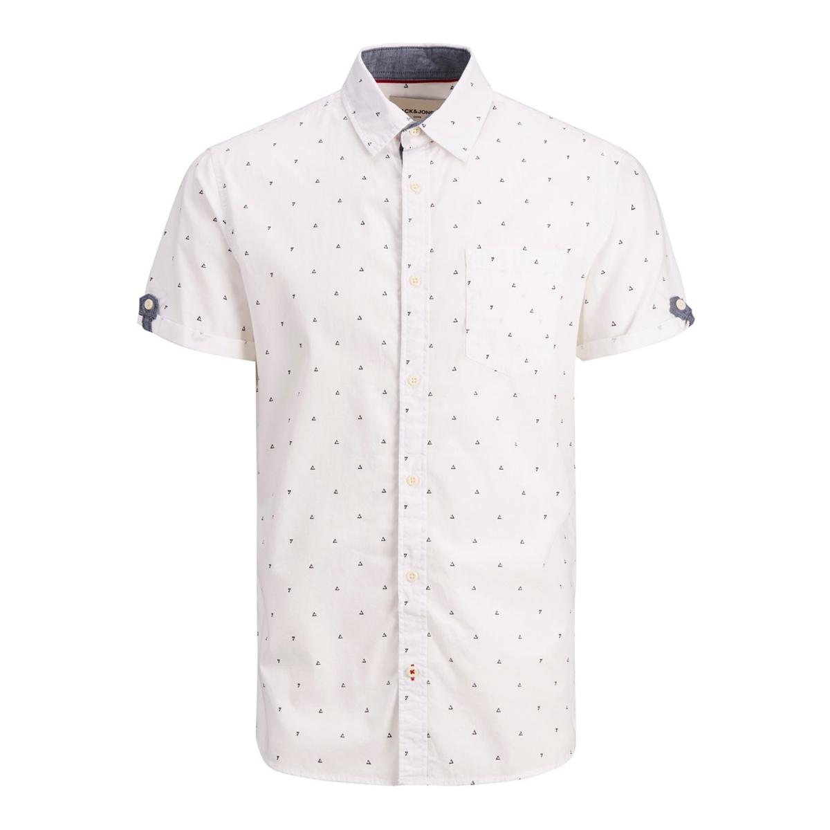 Camisa slim estampada Jcomars