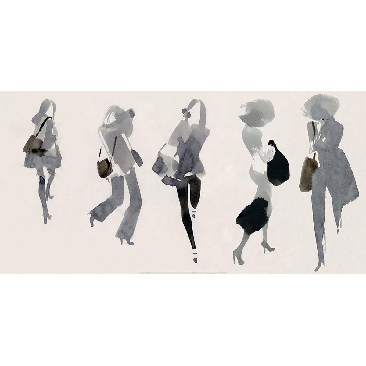 Affiche Femmes actives
