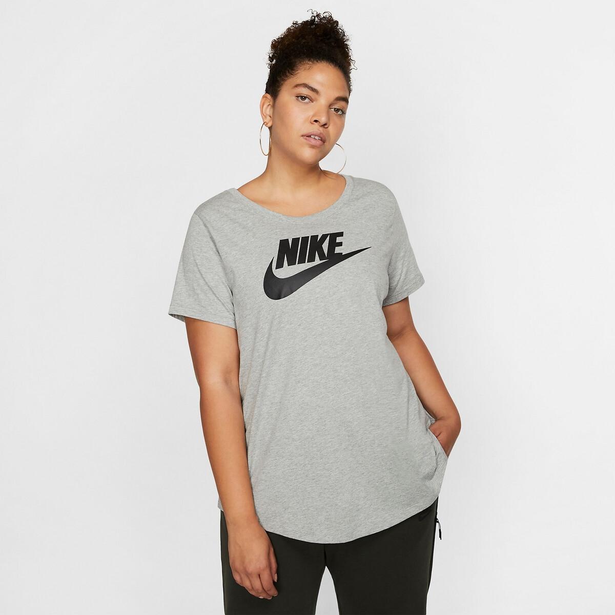Camiseta de manga corta y cuello redondo