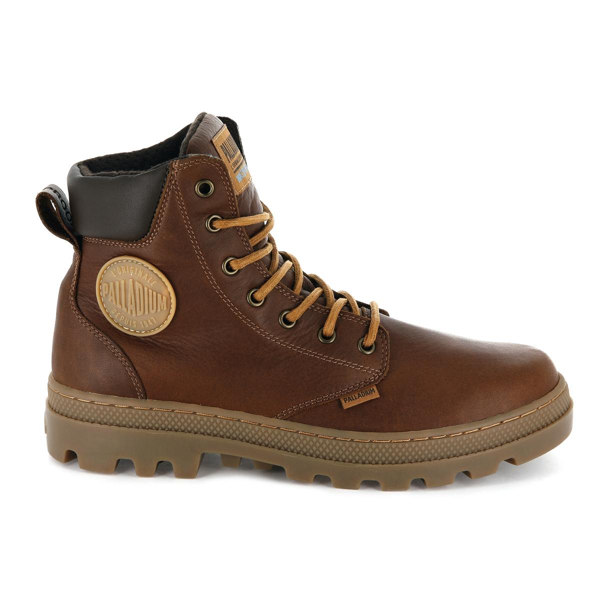Ботинки кожаные Plboss Sc Wo Palladium