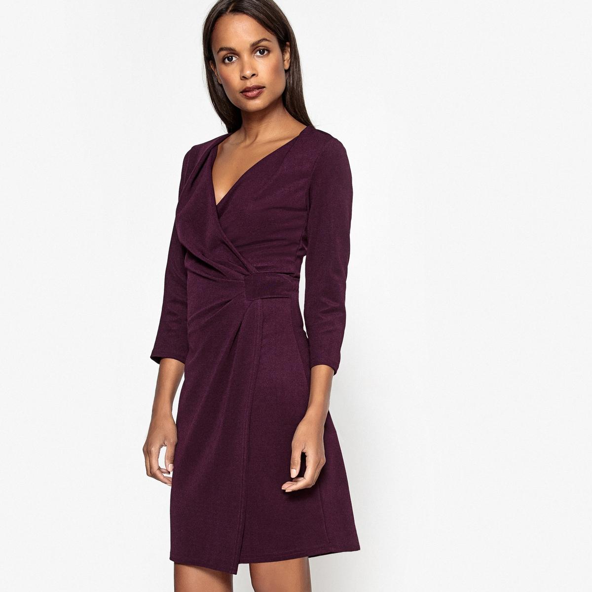 Платье облегающее с драпировкой облегающее платье sexy drive