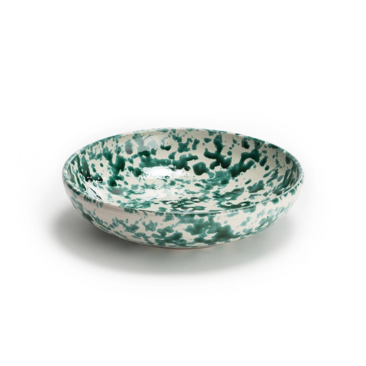 Ariana Speckled Bowl, Diameter 25 cm