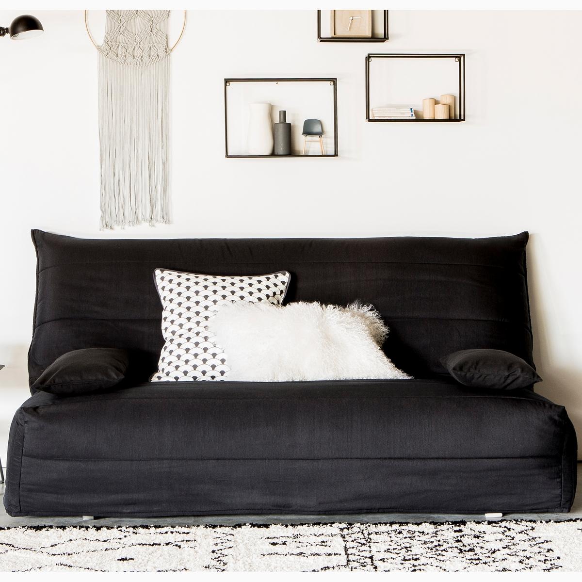 Чехол из полихлопка для дивана от La Redoute
