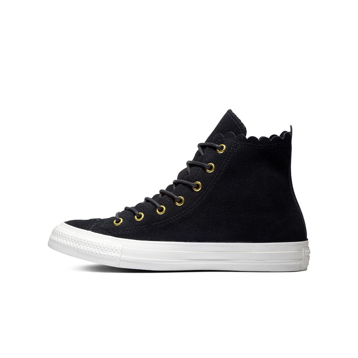 Imagen secundaria de producto de Zapatillas de piel Chuck Taylor All Star - Converse