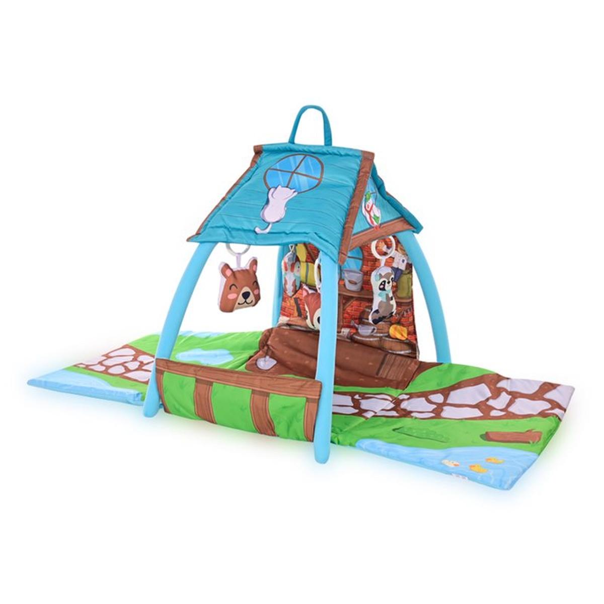 Tapis D'éveil Tapis De Jeux  Little House