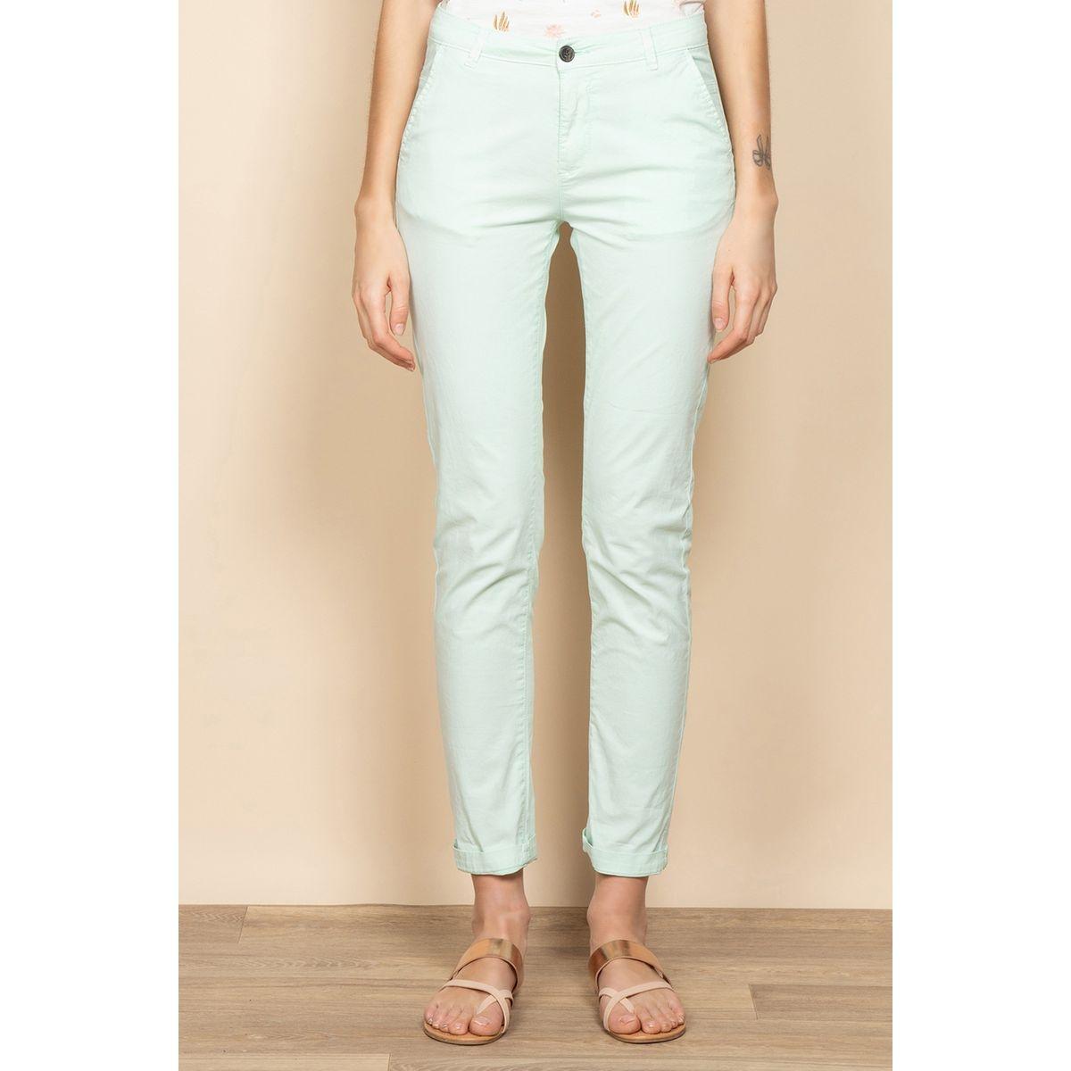 Pantalon chino uni SHINO