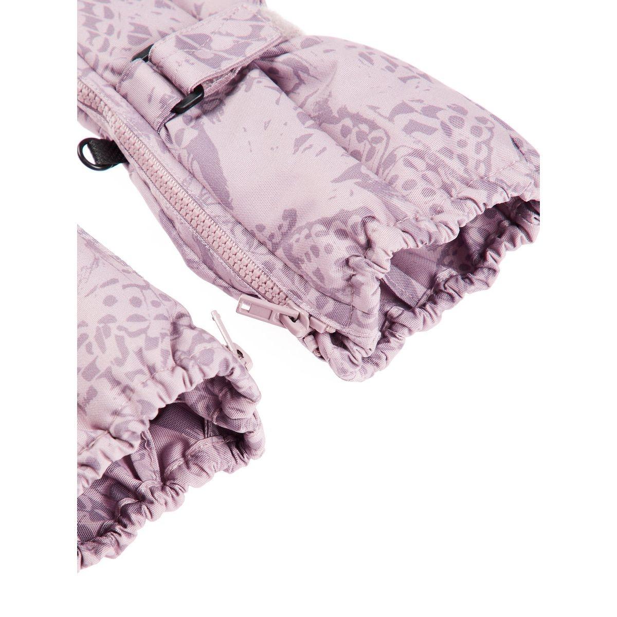 Moufles imperméables doublure en laine
