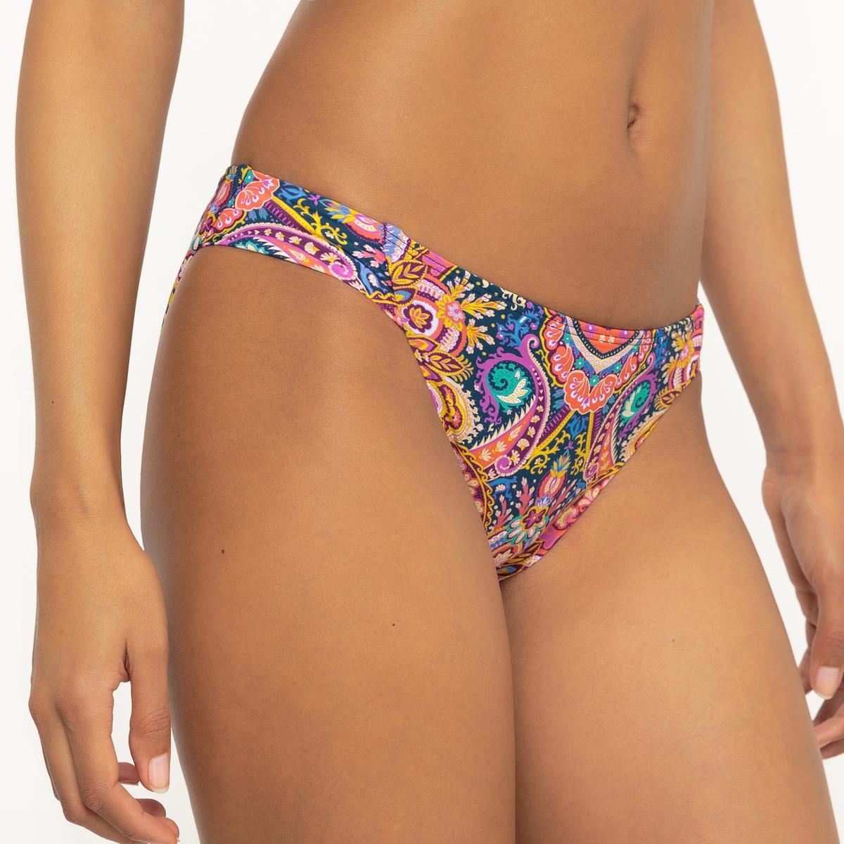 Braguita de bikini estampada
