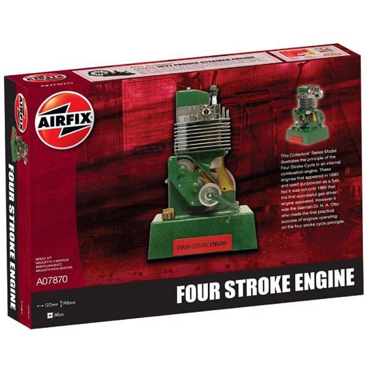 Maquette moteur à combustion