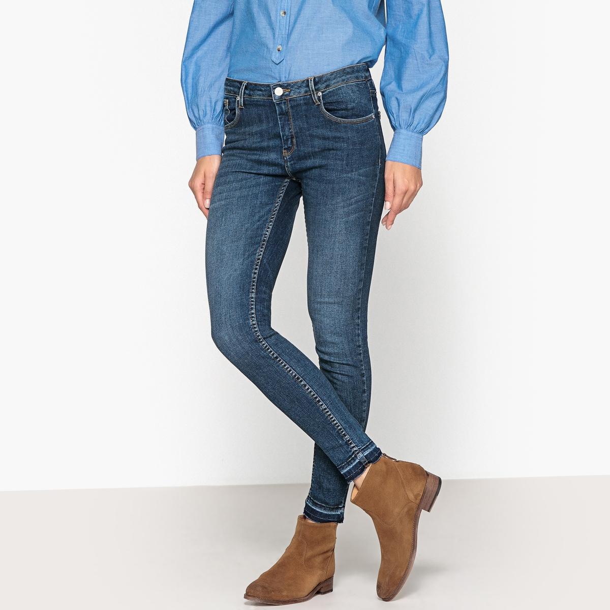 Джинсы скинни LILY джинсы скинни длина 32