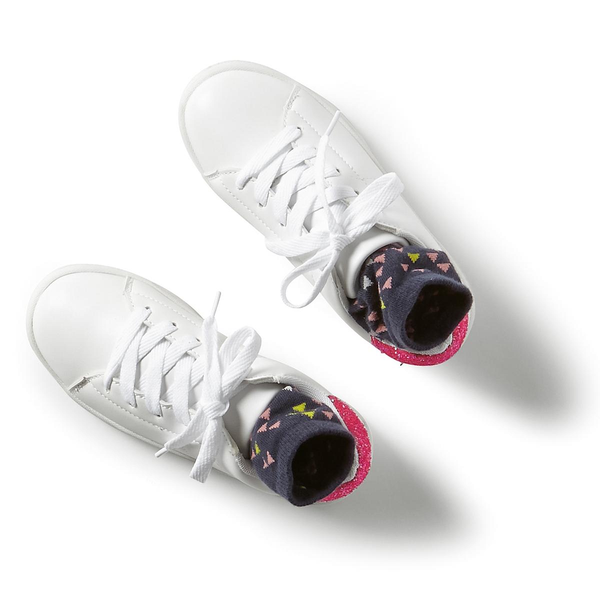 Кеды синтетические 26-40 ботинки синтетические 26 39