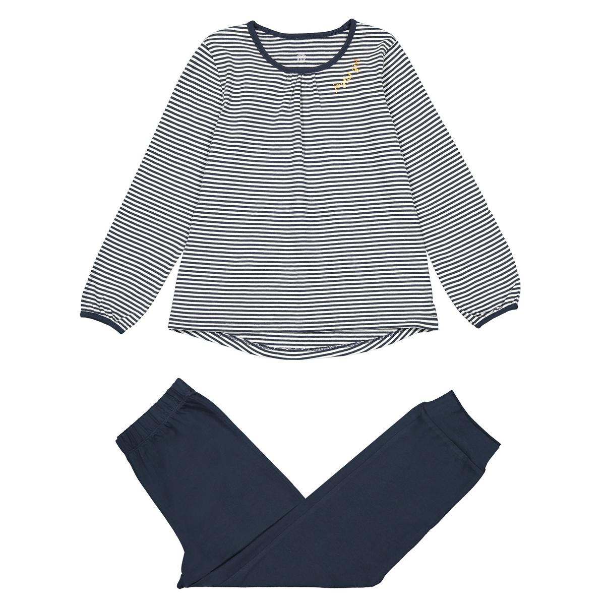 Пижама 3-12 лет 100% хлопка La Redoute Collections