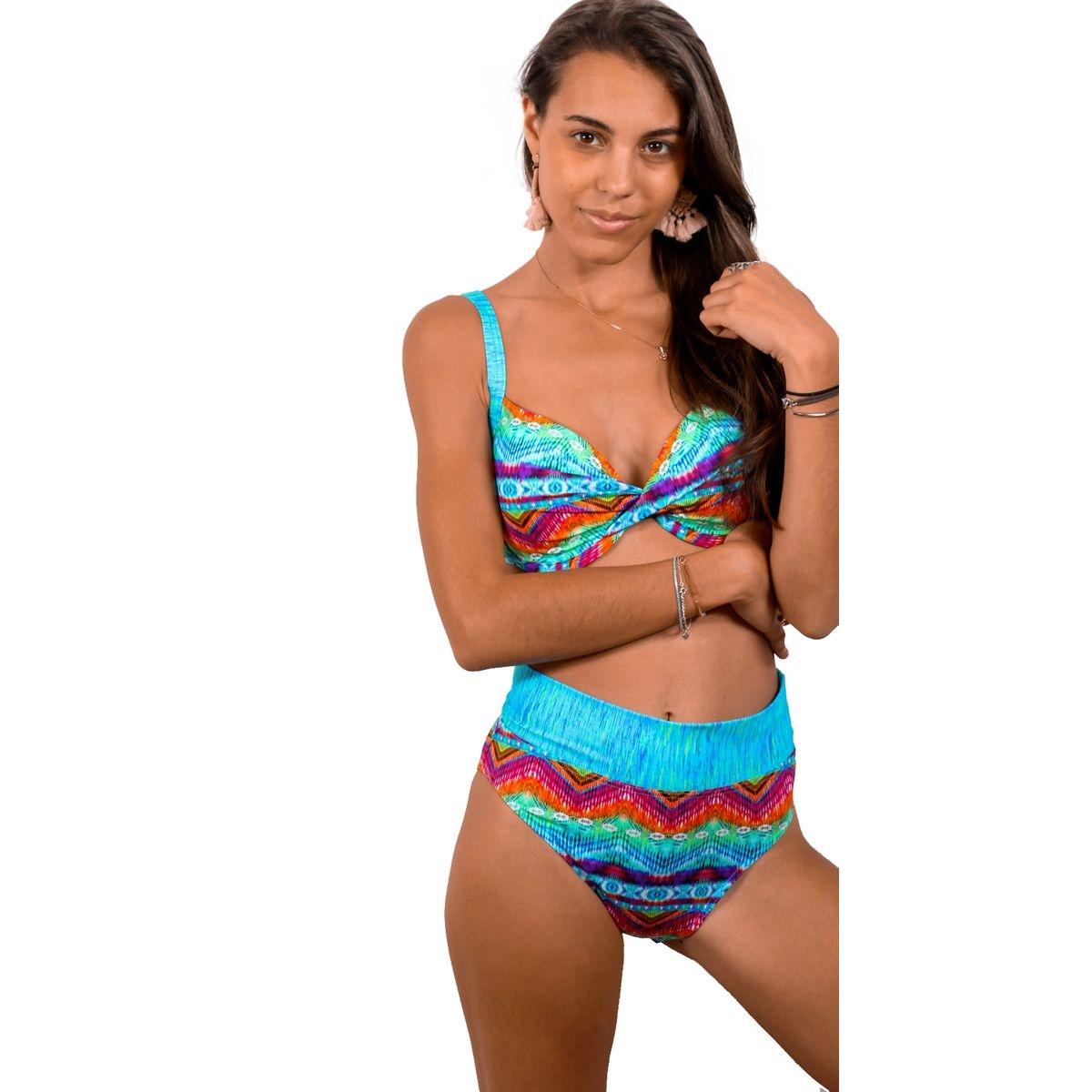 Maillot de bain 2 Pièces Bandeau Playa Vogue Bonnet E Salsa