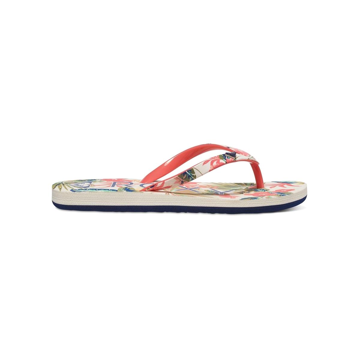 Вьетнамки RG PebblesВерх : синтетика   Подошва : каучук   Форма каблука : плоский каблук   Мысок : открытый мысок   Застежка : без застежки<br><br>Цвет: красный/зеленый/синий