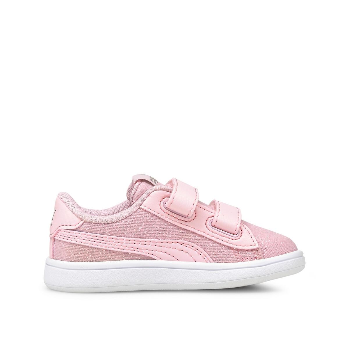 Puma Smash V2 Glitz Glam V Inf sneakers roze online kopen