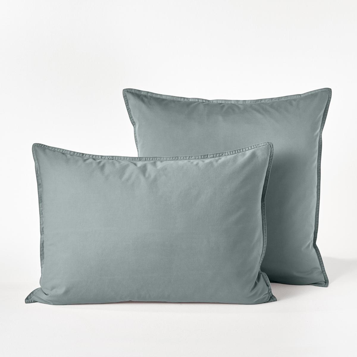 Наволочка, Yvonni<br><br>Цвет: серо-зеленый<br>Размер: 50 x 70  см