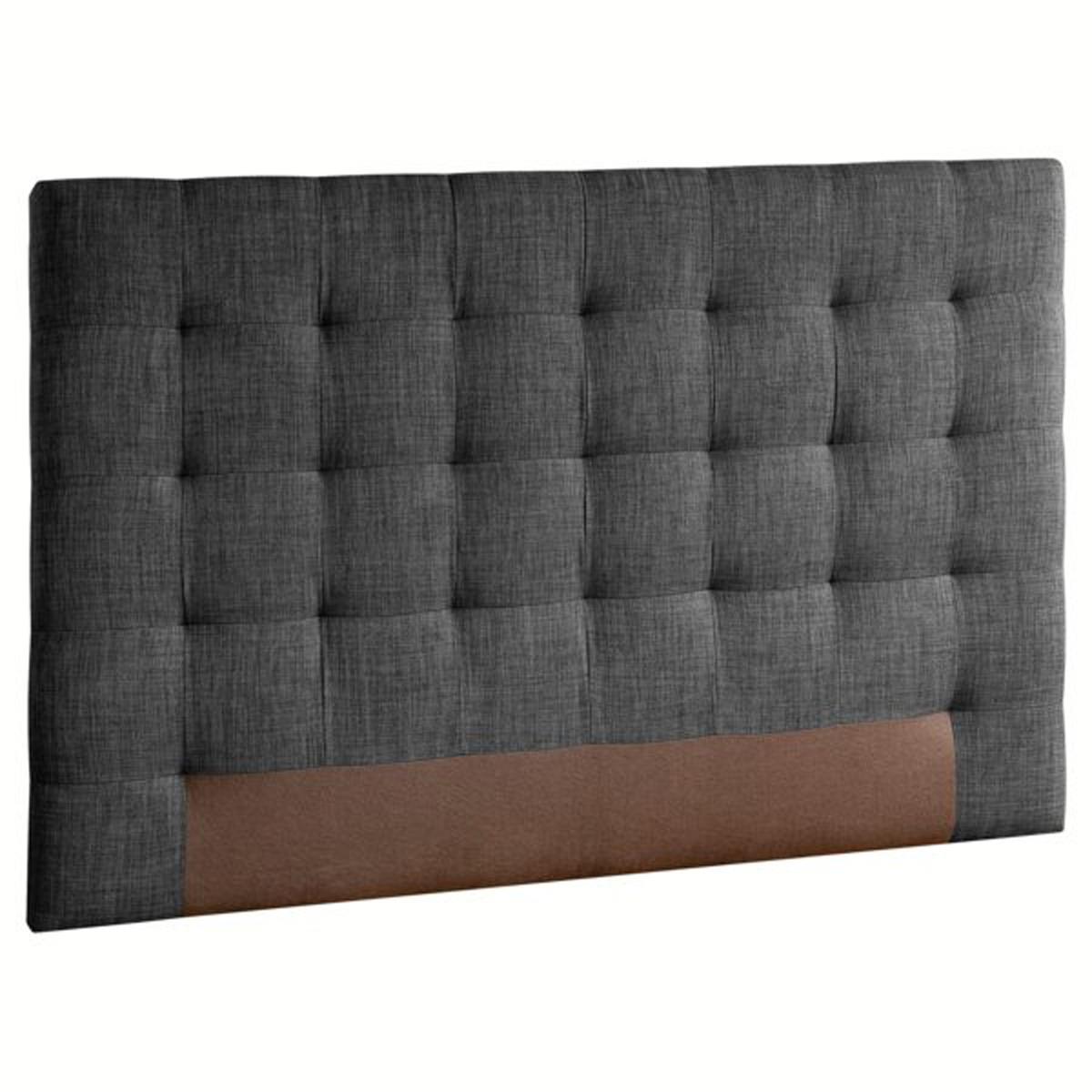 Изголовье LaRedoute Кровати Selve высота 100 см 160 см серый изголовье laredoute кровати selve 180 см серый