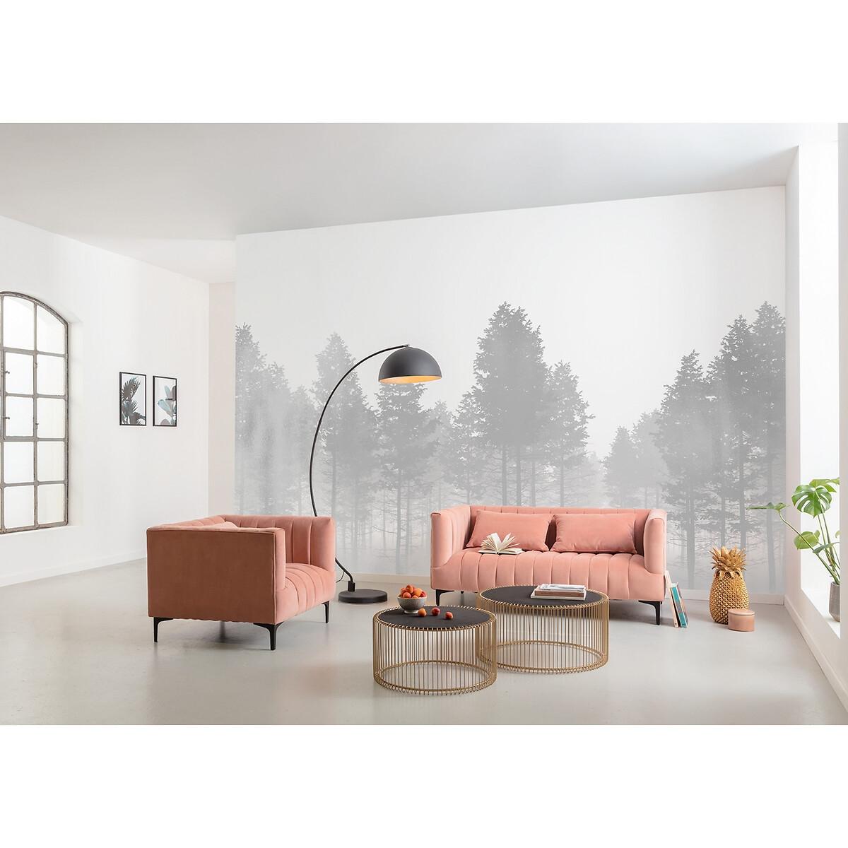 INTERELIFE - Interelife Papel de parede foto mural Silver Haze, da Interelife