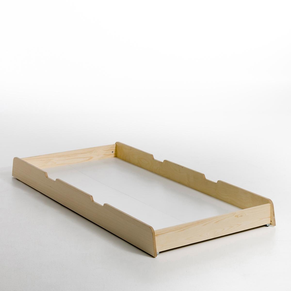 Ящик LaRedoute Для хранения Scandi дизайнер Э Галлина единый размер бежевый