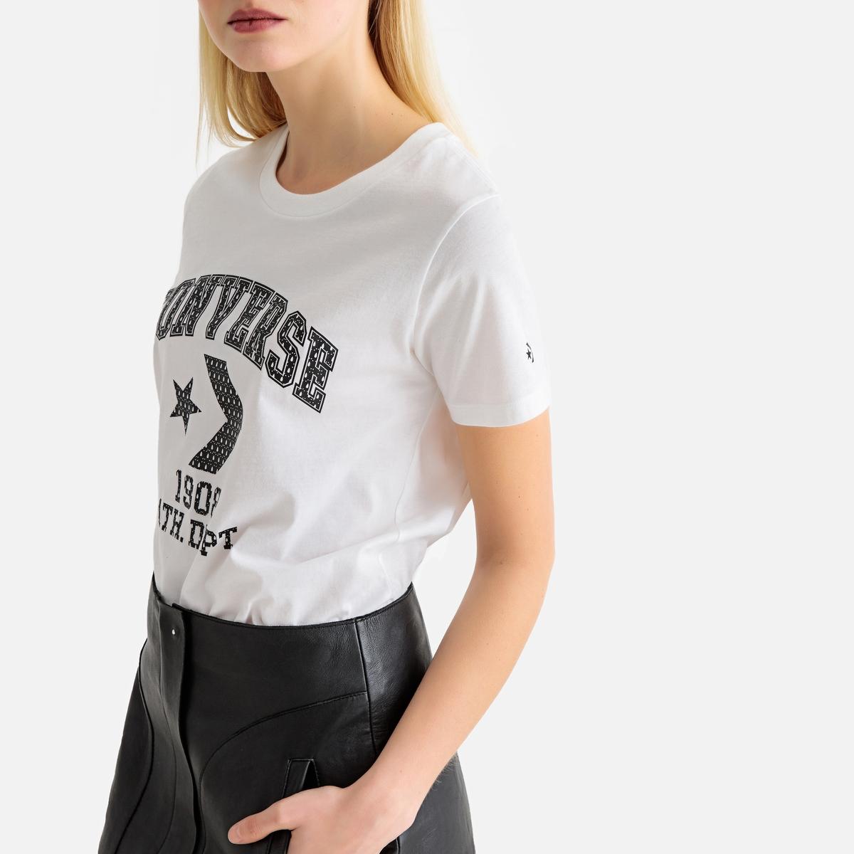 Camiseta Courtside Star Chevron Remix