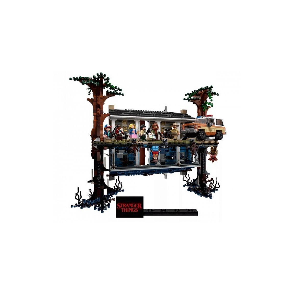 75810 La maison dans le monde a l envers  LEGO? Stranger Things 75810