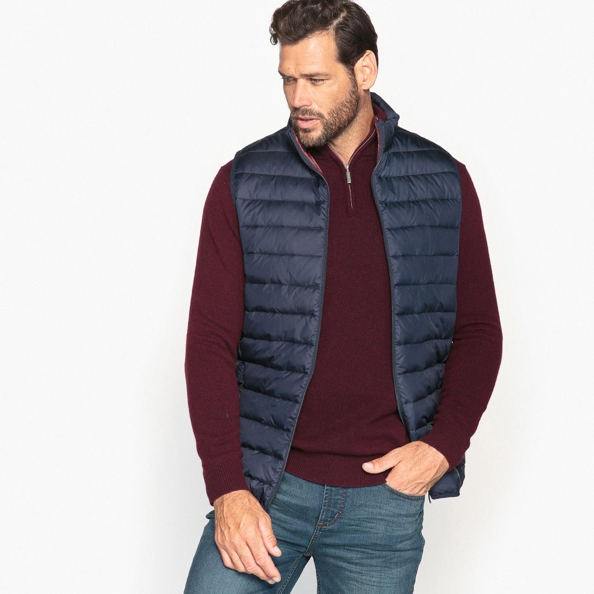 Kurzer Anorak| Plus-Size| Übergangszeit | Sportbekleidung > Sportmäntel | Blau | Polyester | CASTALUNA FOR MEN