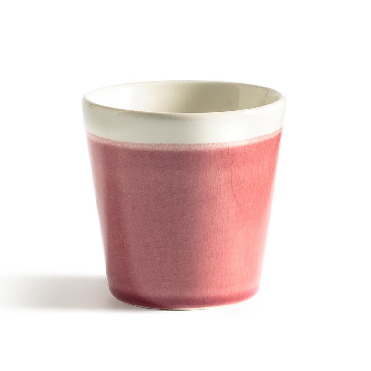 Confezione da 4 tazze di caffè effetto screpolatura, GOGAIN