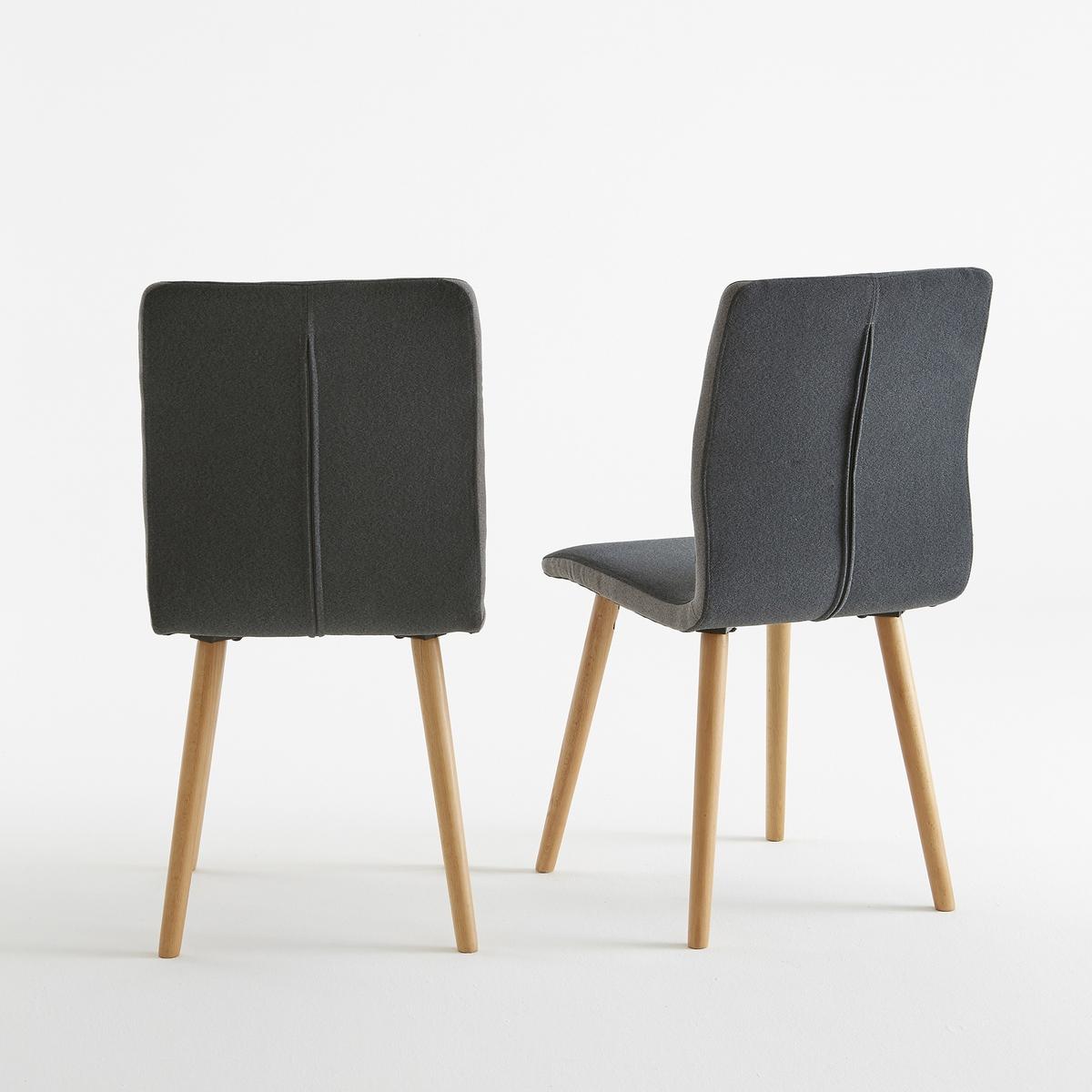 2 стула с мягкой спинкой, CRUESO
