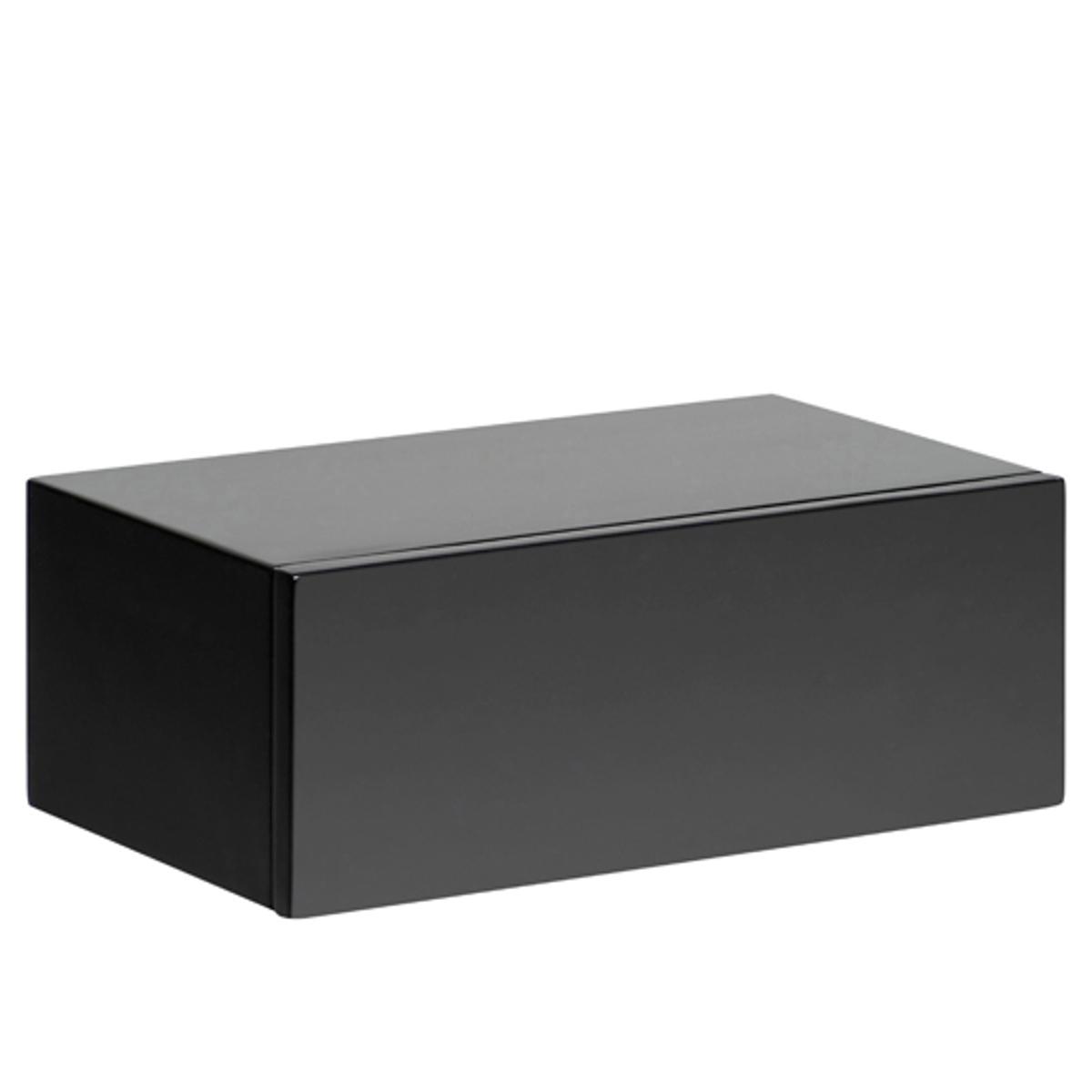 Тумба прикроватная - шкафчик Vesper, 3 отделкиЭту тумбу-шкафчик (или несколько тумб в ряд) можно повесить на стену.МДФ с лаковым покрытием- нитроцеллюлоза и полиуретан (модель под покраску из массива сосны). Размеры  : Шир..40 x Гл.25 x.15 см..<br><br>Цвет: под покраску,черный