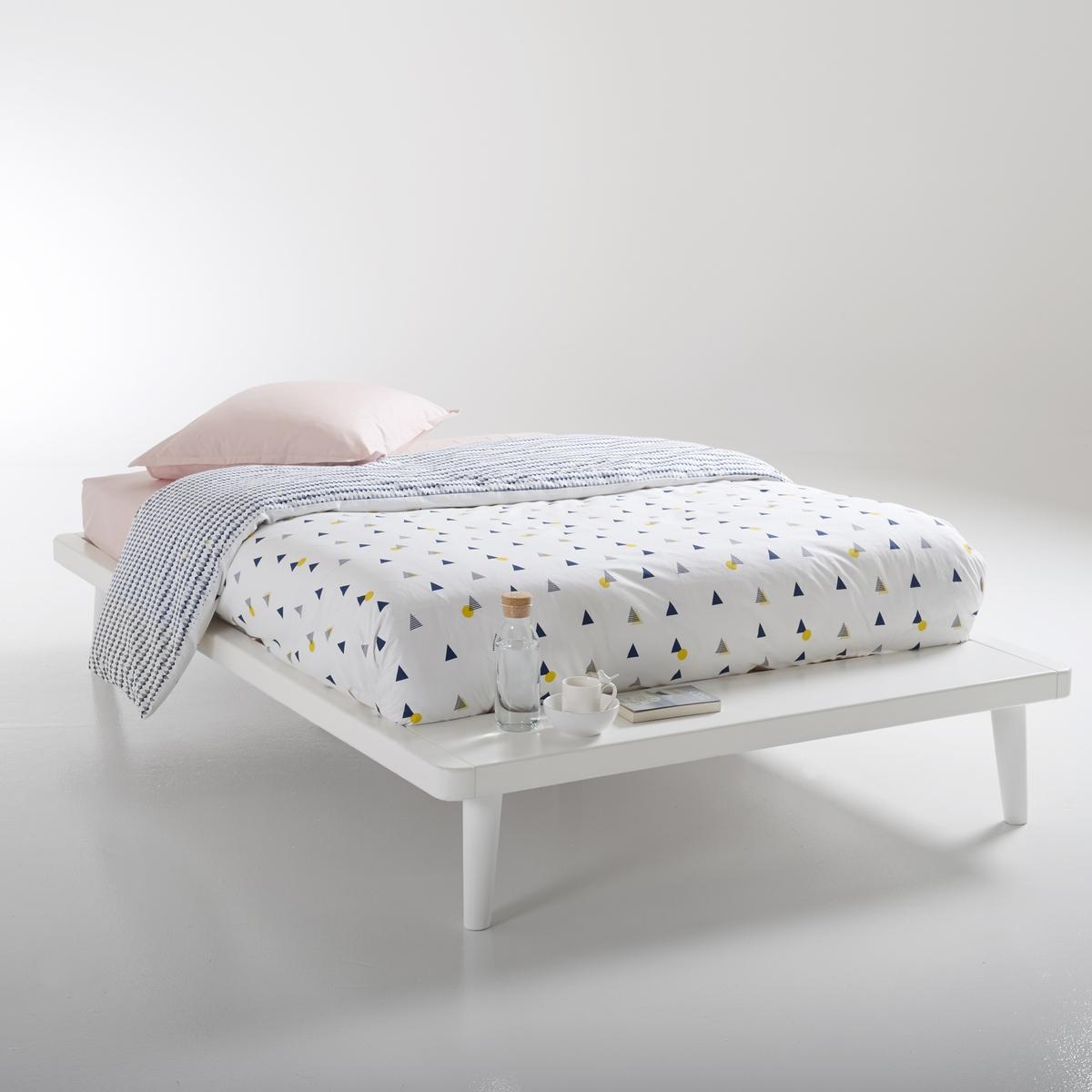 """Bett mit Ablage und Lattenrost \""""Jimi\"""""""