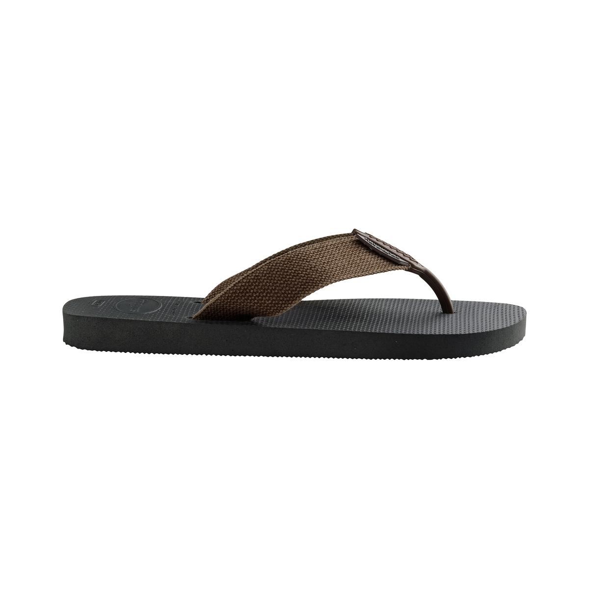 Вьетнамки Urban BasicВерх : каучук   Стелька : каучук   Подошва : каучук   Форма каблука : плоский каблук   Мысок : открытый мысок   Застежка : без застежки<br><br>Цвет: серый<br>Размер: 45/46.41/42
