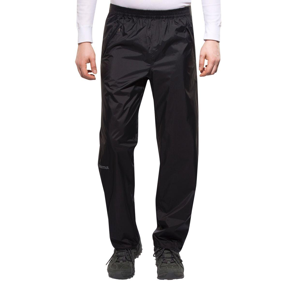 PreCip - Pantalon de pluie homme - noir