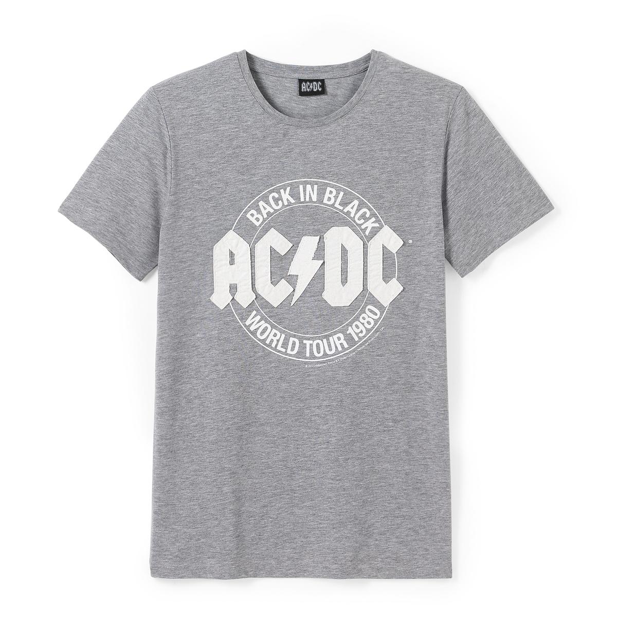 Футболка с круглым вырезом AC/DC