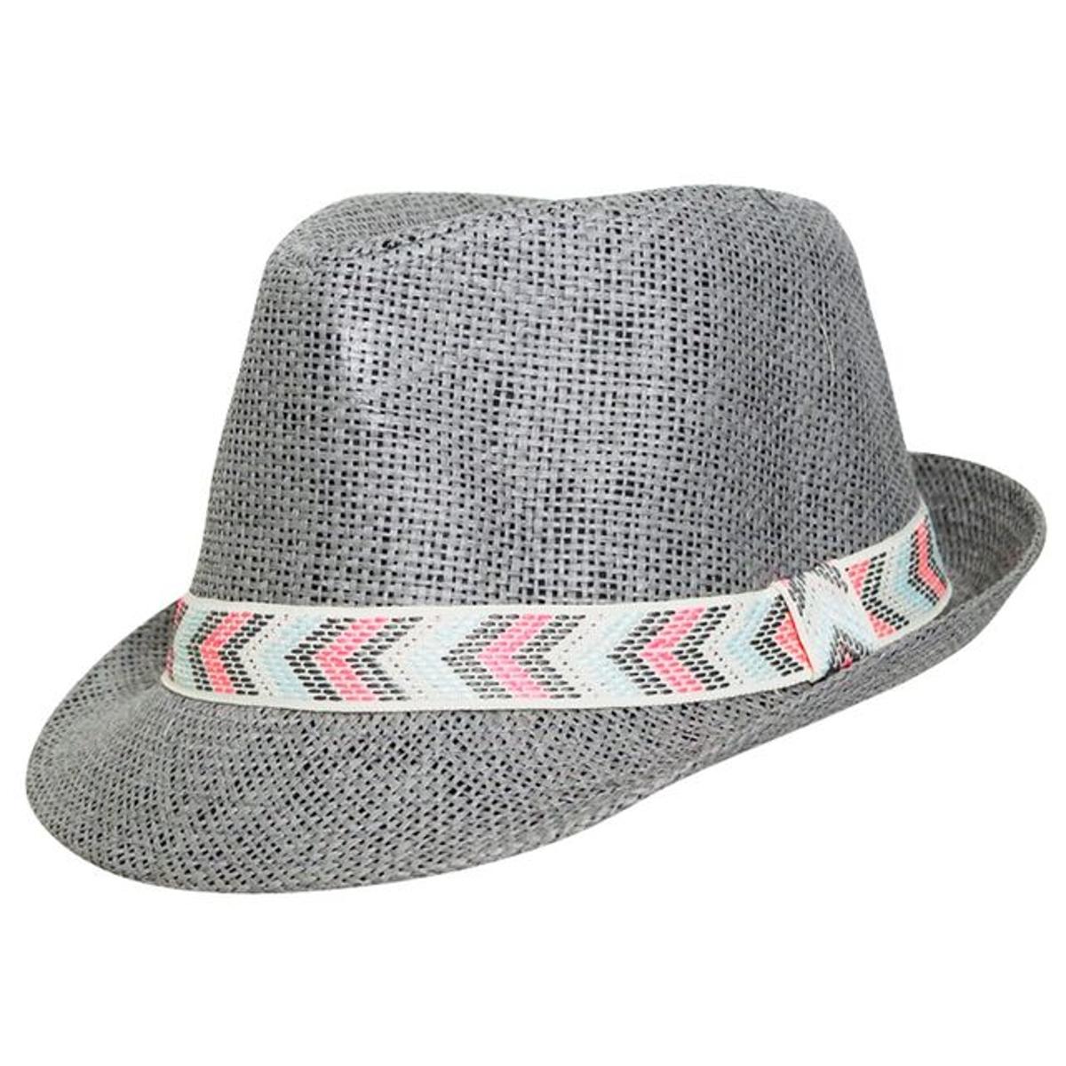 Chapeau trilby  azteque