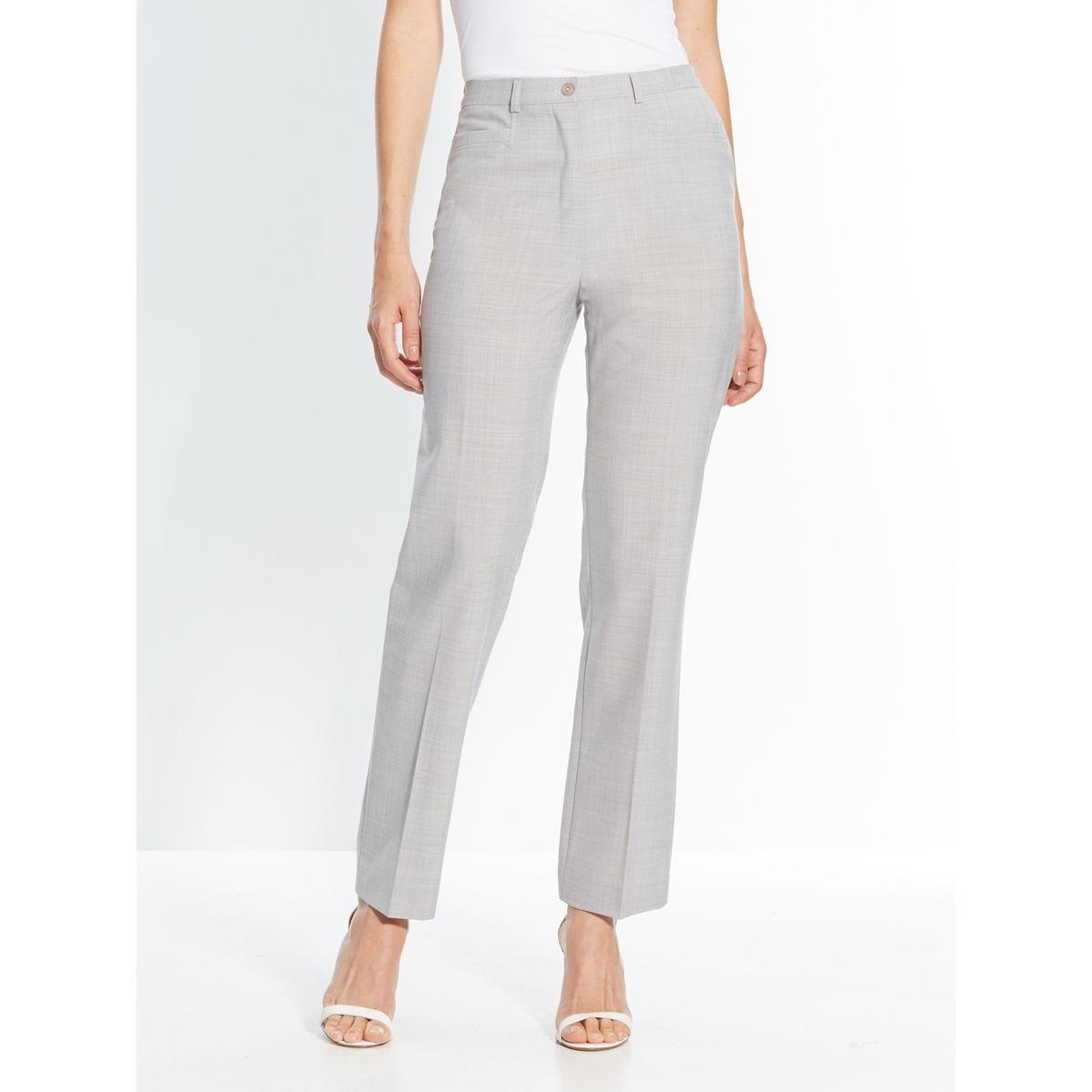 Pantalon 43% laine, vous mesurez plus 1,60m