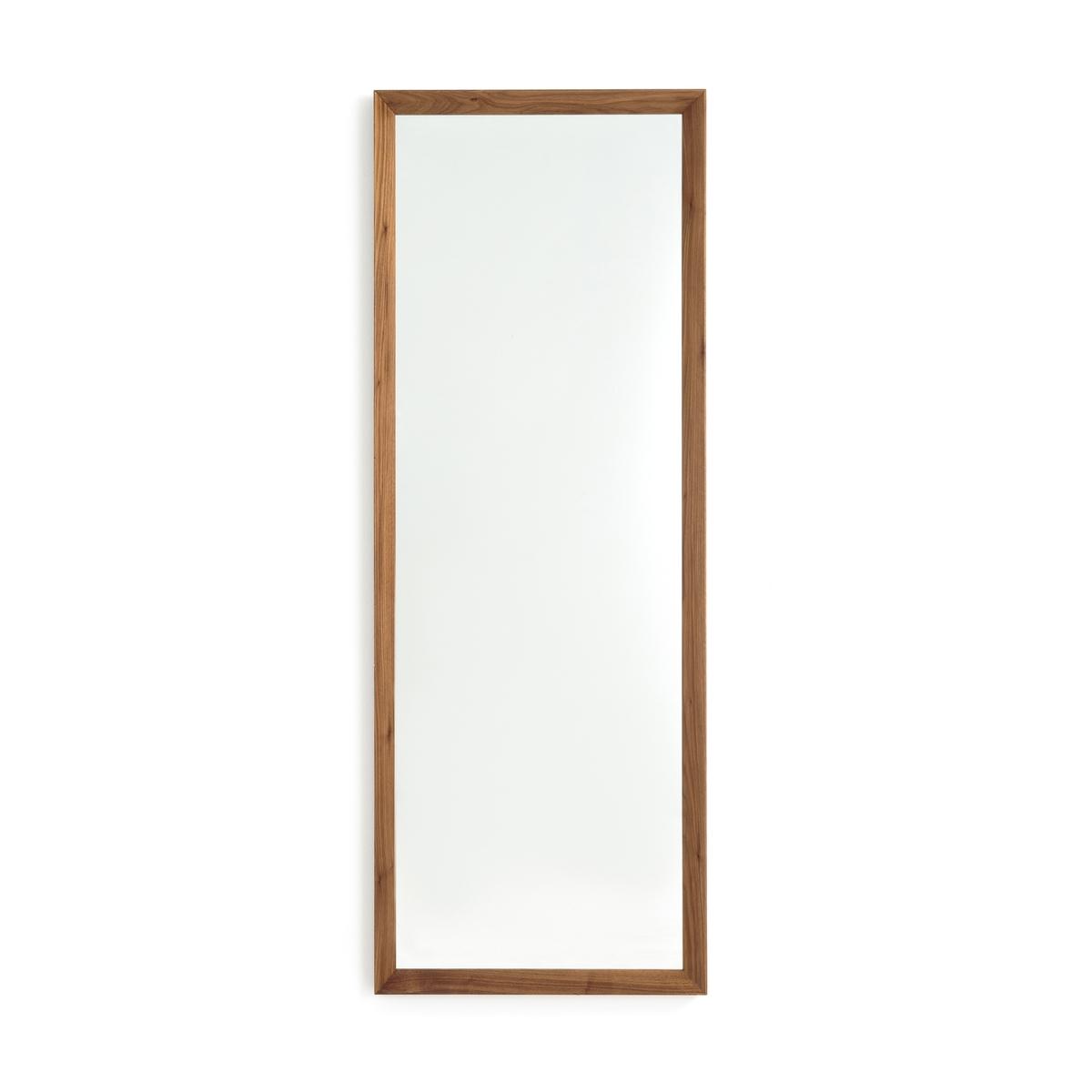 Фото - Зеркало LaRedoute В158 см Andromde единый размер каштановый зеркало психея la redoute с рамкой из массива орехового дерева zindlo единый размер каштановый