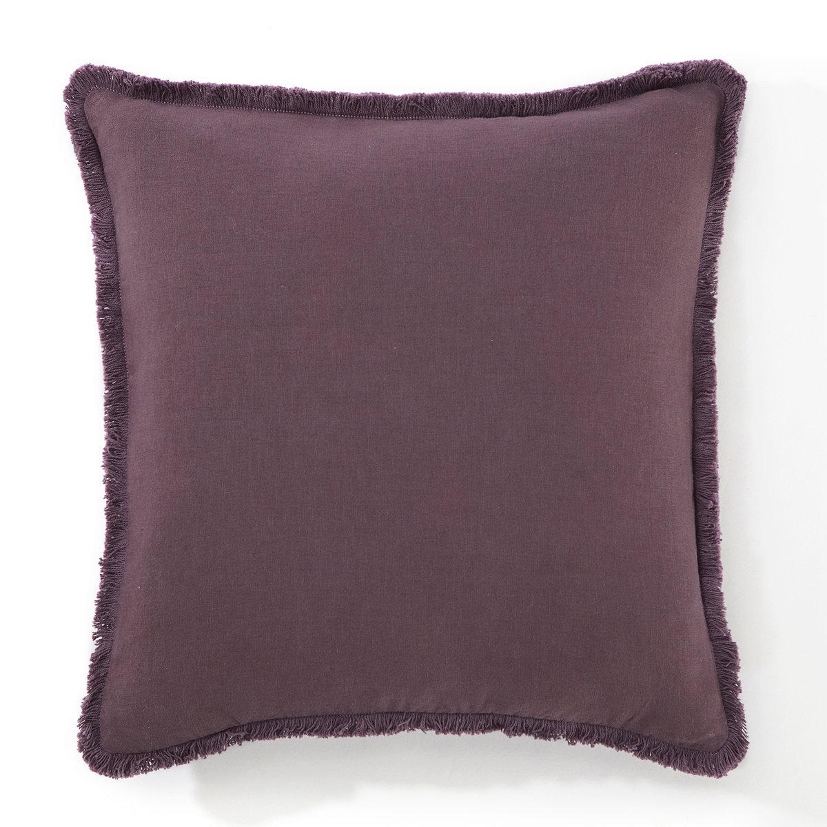 Чехол для подушки из льна/вискозы Odorie