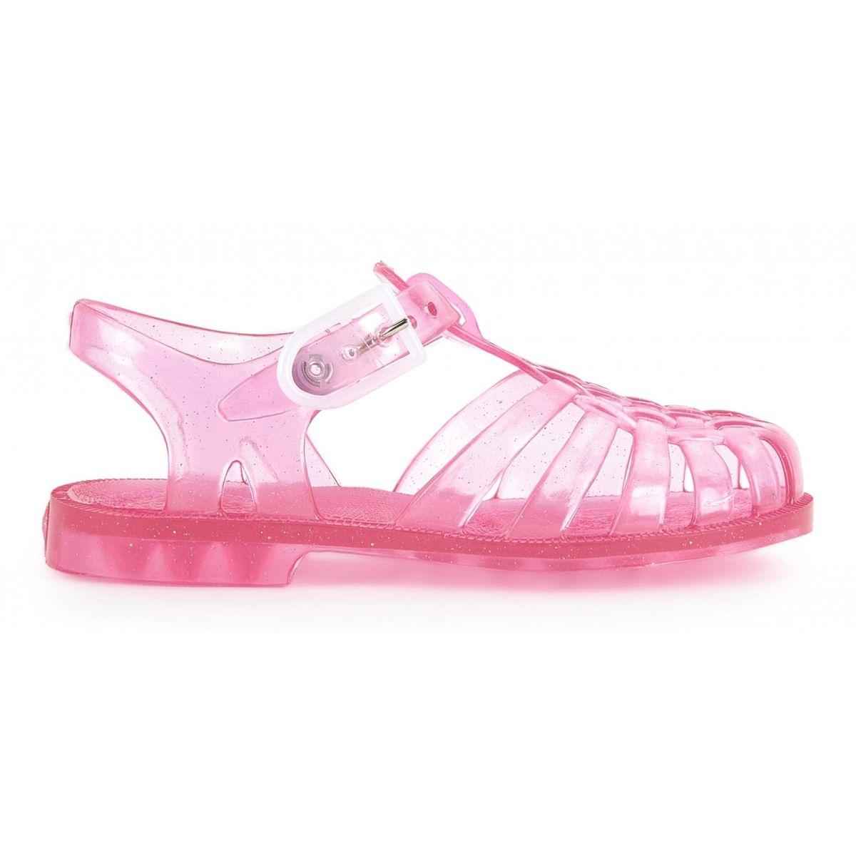 Sandale aquatiques pailletée Sun