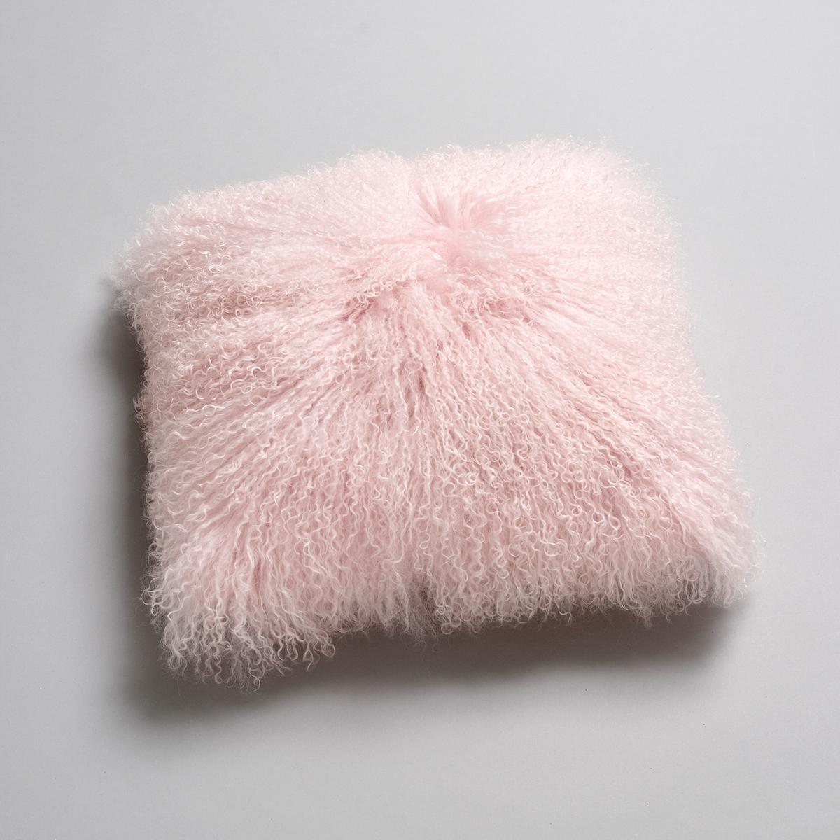 Чехол для подушки REDOUTE CREATION<br><br>Цвет: светло-розовый,сине-зеленый,синий морской<br>Размер: 40 x 40  см.40 x 40  см