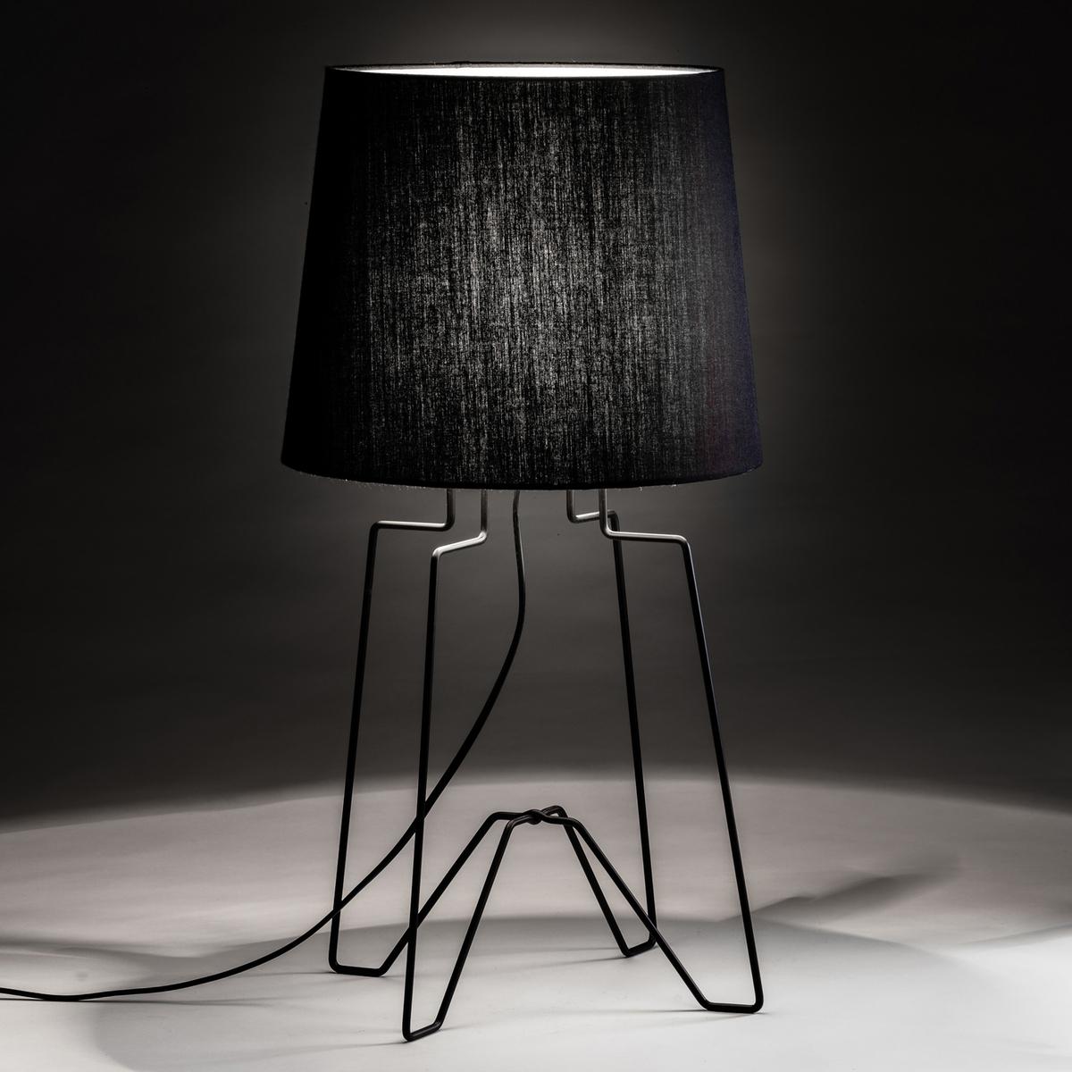 Лампа настольная PippaЭто изделие может подойти для детской комнаты ( с 14 лет) в зависимости от действующих норм  .<br><br>Цвет: черный