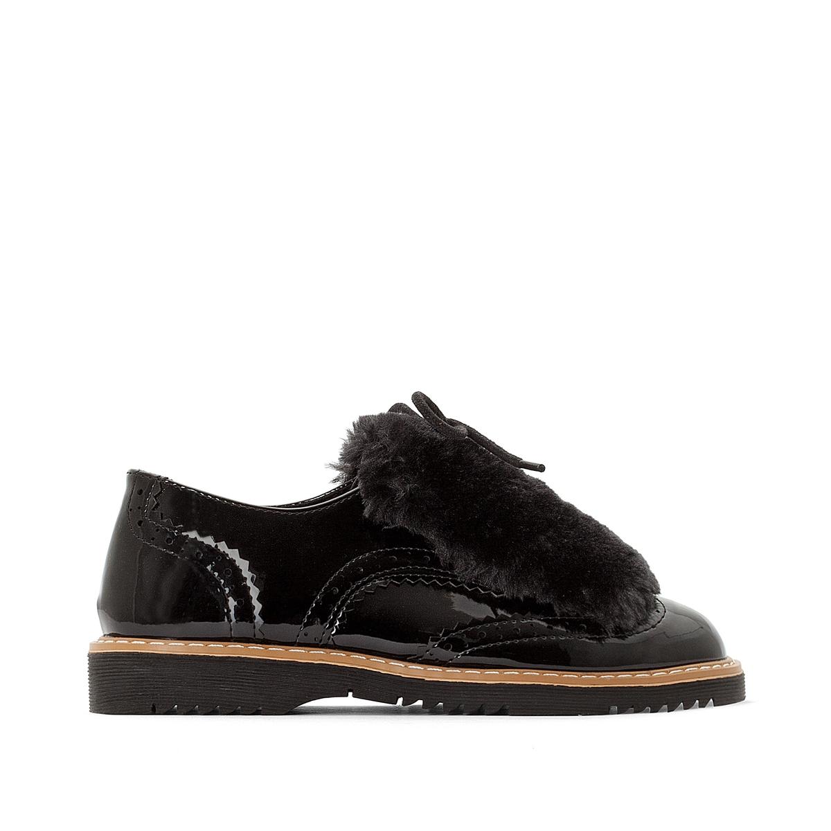 Ботинки-дерби в мексиканском стиле 26-39
