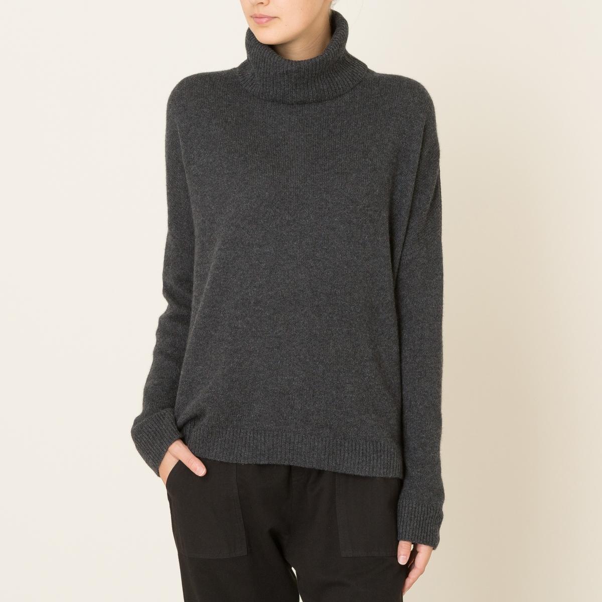 Пуловер из кашемираСостав и описание Материал : 100% кашемир Марка : THE KOOPLES SPORT<br><br>Цвет: серый