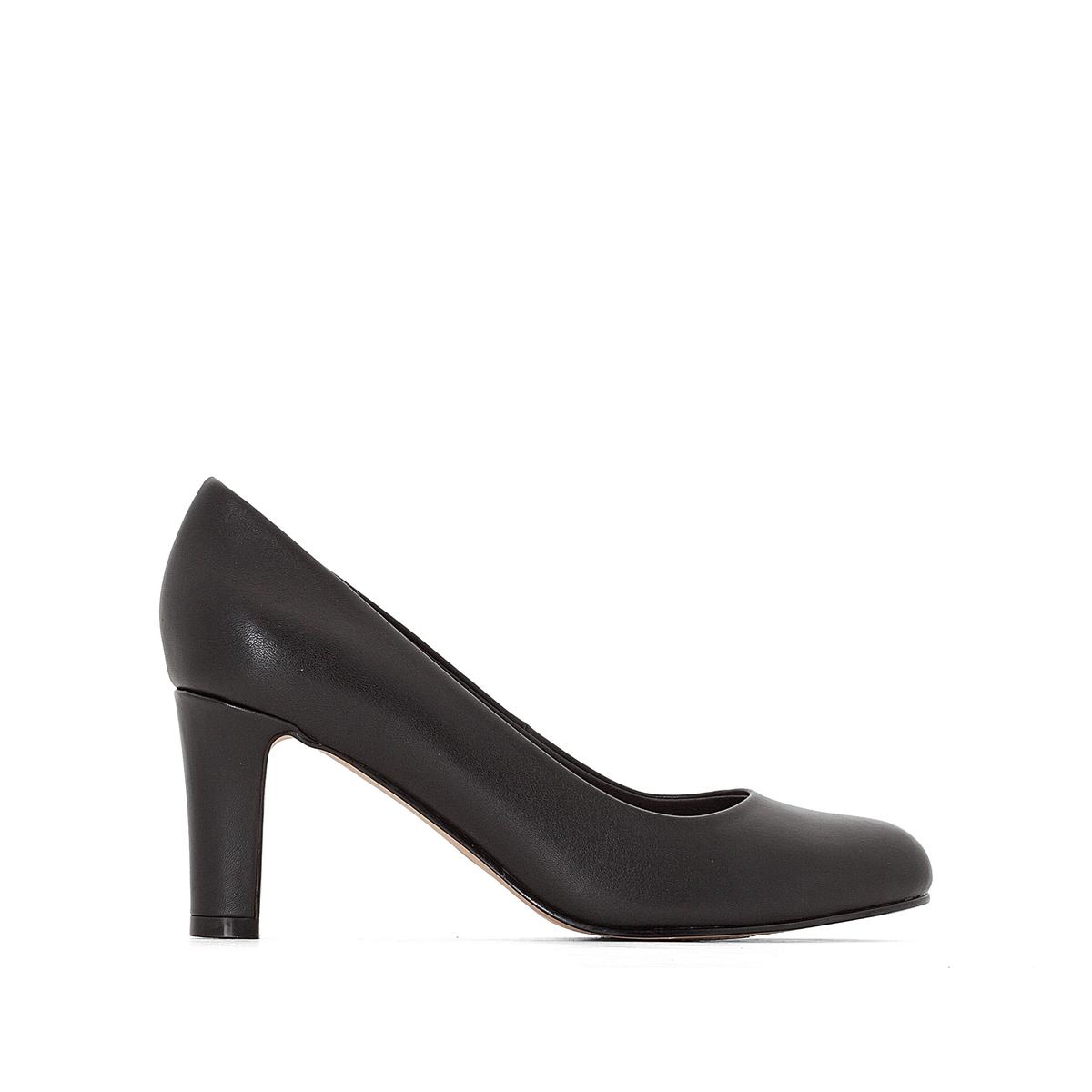 Imagen principal de producto de Zapatos de tacón de piel - Anne weyburn