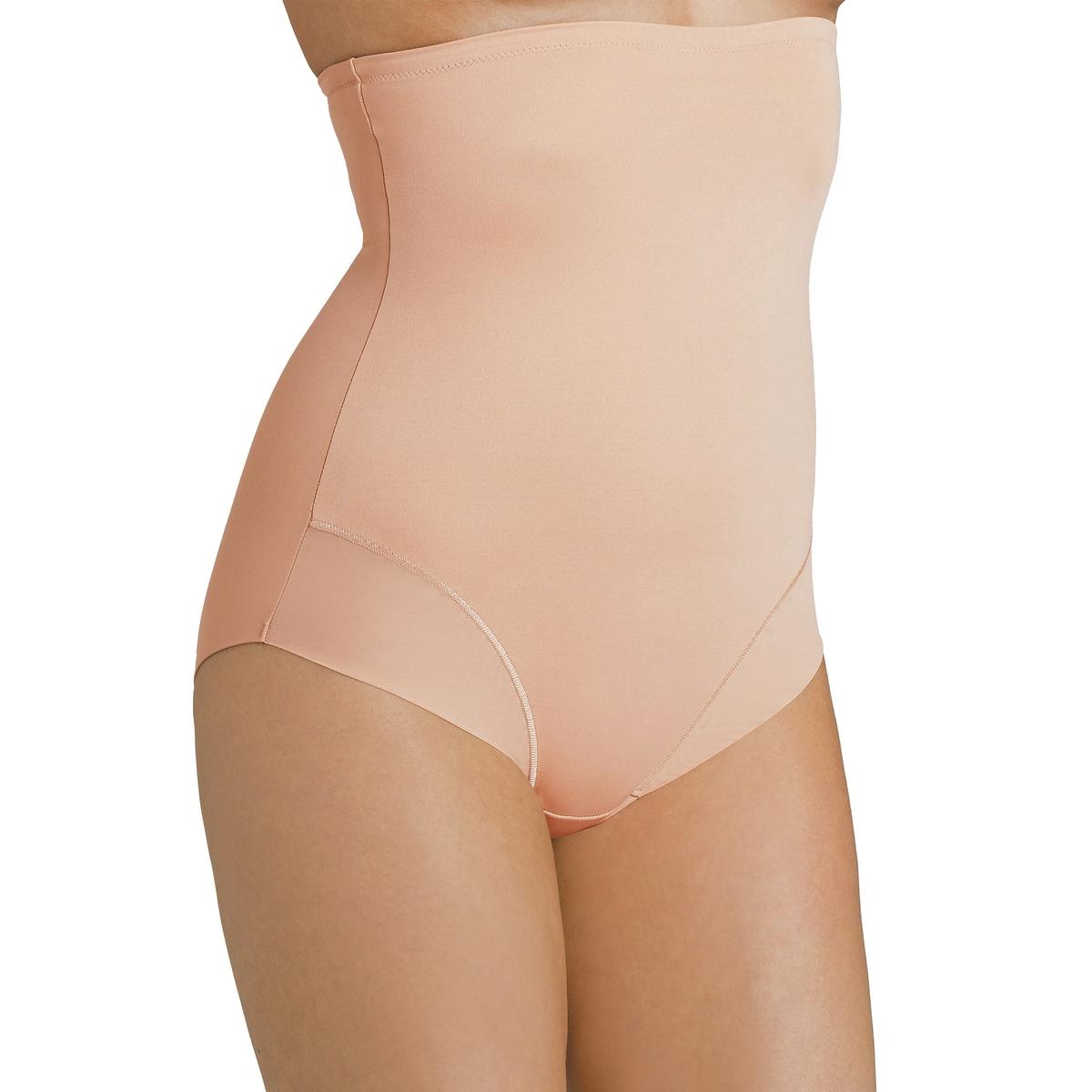 Трусы корсетные, моделирующие TRUE SHAPE SENSATIONИдеально подойдут под облегающее платье или брюки. Широкий пояс из эластичного тюля с прозрачным эффектом. Бесшовная отделка. Присборенный шов сзади. Ластовица на подкладке из хлопка.Состав и описаниеМатериал : 51% полиамида, 45% эластана, 4% полиэстераМарка :  TRIUMPHУходСтирка при 30° предпочтительно в мешке-сеткеСтирать с одеждой подобных цветовСтирка, сушка и глажка с изнаночной стороны.<br><br>Цвет: песочный,черный<br>Размер: 46 (FR) - 52 (RUS).44 (FR) - 50 (RUS).44 (FR) - 50 (RUS)